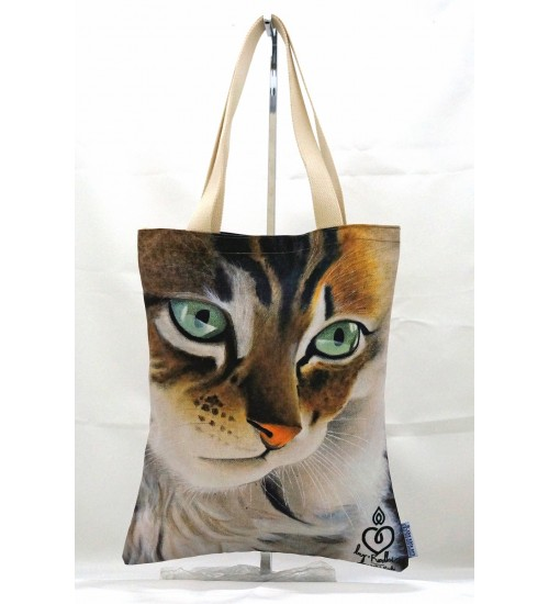 Tote Bag See my eyes